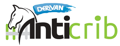 Image of Derivan's Anti-Cribbing Paint Logo.